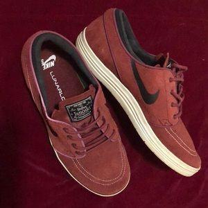 Stefan Janoski Nike SB Lunarlon Sneakers Size 8